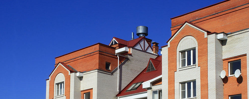 multi family roofing